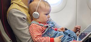 婴幼儿及儿童旅客乘机安全须知
